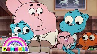 The Amazing World Of Gumball | The Wattersons Origin Stories | Cartoon Network