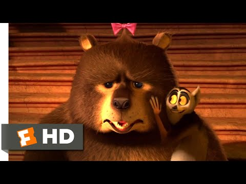 Madagascar 3 (2012) - When in Rome Scene (5/10) | Movieclips