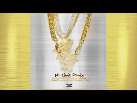 "Download Usher ""No Limit Remix"" Master P, Gucci Mane, 2 Chainz, ASAP Ferg & Travis Scott HD Mp4 3GP Video and MP3"