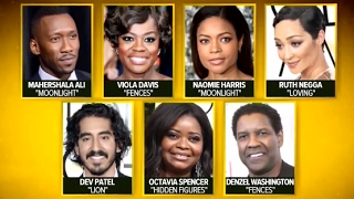 Diversity is the winner at the 2017 Oscars
