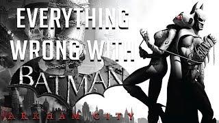 GamingSins: Everything Wrong with Batman Arkham City