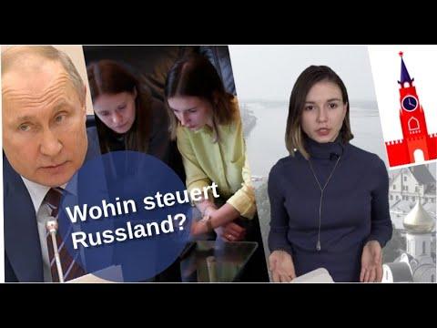 Wohin steuert Russland? [Video]