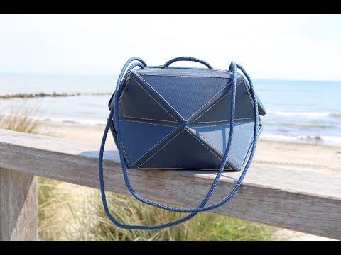 Tasche Tangram von FunFabric nähen