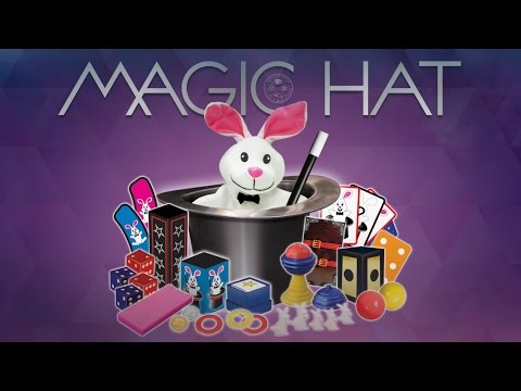 Youtube Video for Magic Hat - Easy to Master Tricks
