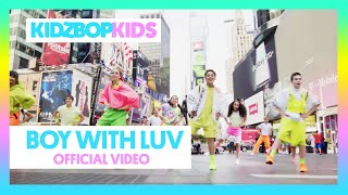 KIDZ BOP Kids - Boy With Luv (Official Music Video)