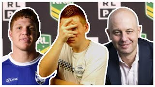 NRL SEX TAPES | NAPA, GREENBERG AND PENRITH? | MY THOUGHTS