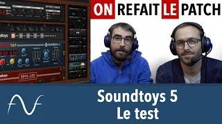 Soundtoys 5 - TEST