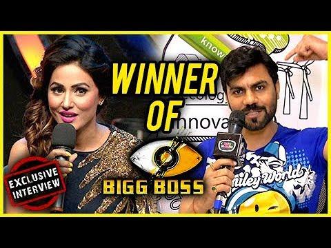 Gaurav Chopra PREDICTS Hina Khan Will Be The Winne