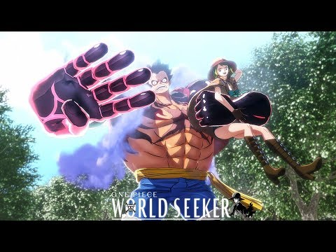 One Piece: World Seeker - Official Game Introduction Trailer (2019)