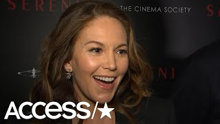 Diane Lane Died When She Found Out She Was Matthew McConaugheys Celeb Crush | Access