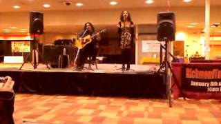 Silent House (Dixie Chicks cover) - Alex with Angelica Reyes