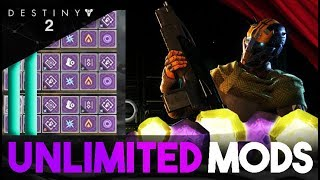 Get Almost Unlimited MODS and GEAR Quickly - Kinetic Mods And More
