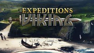 "Обзор игры: Expeditions ""Viking"" (2017) (Экспедиция ""Викинги"")."