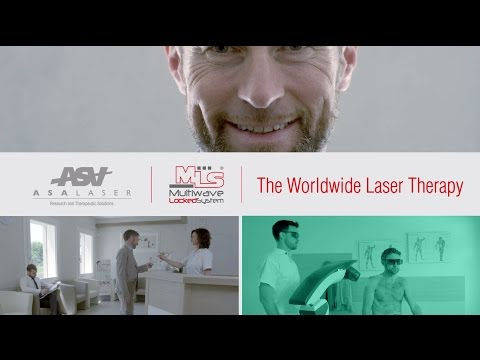 MLS Laser Therapy, Multiwave Locked System