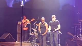 Johnny Clegg Juluka Savuka Zulu Warrior Dance Live in Concert
