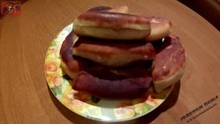 Готовим Жареные Пирожки с Брынзой