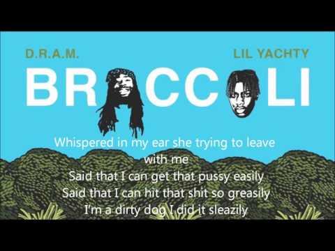 Broccoli - D.R.A.M. feat. Lil Yachty (Lyrics)