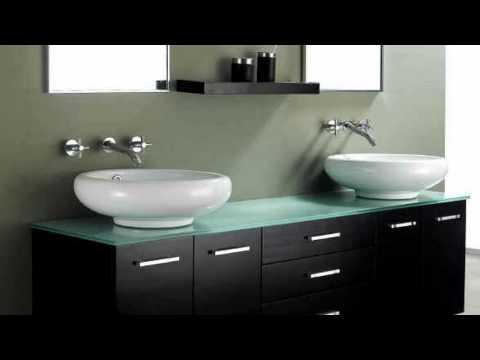 Innovadores y modernos diseños de lavamanos