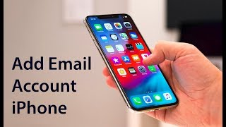 How to Add Multiple Email Accounts on iPhone/iPad?