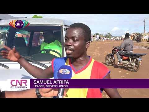 Ablekuma-Manhean residents threaten to boycott elections over deplorable roads - Citi Newsroom