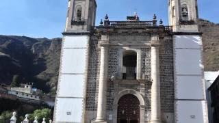 preview picture of video 'Santuario del Señor de Chalma, exterior'