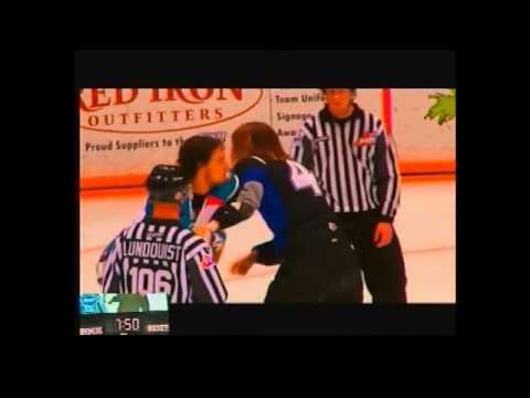 Colton Heffley vs Brett Lernout