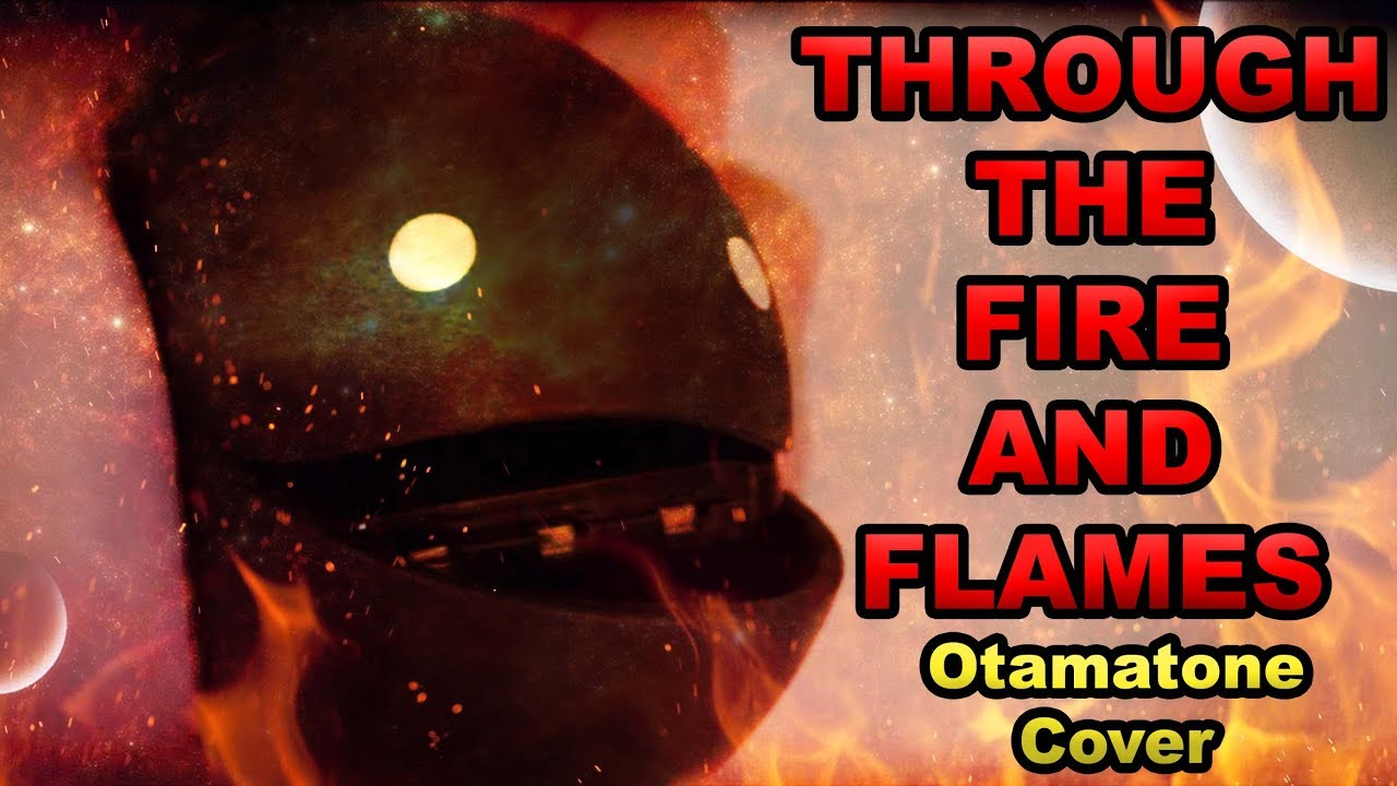 Through The Fire And Flames – Otamatone Cover