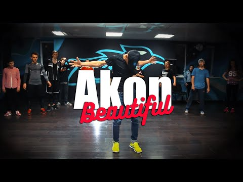 Akon - Beautiful   DANCE TOWN UA21   Choreography by Timur