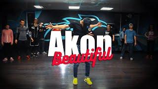 Akon - Beautiful | DANCE TOWN UA21 | Choreography by Timur Karpinskiy