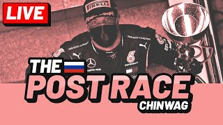 Formula 1 Russian Grand Prix Post Race Chinwag LIVE