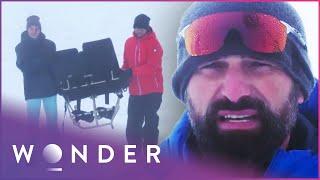 Engineers Build Escape Vehicle From Arctic Plane Crash Wreckage (Part 1) | Escape EP5