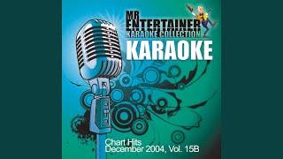 Teardrops (In the Style of 411) (Karaoke Version)