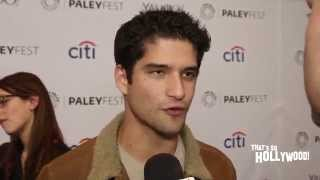 Tyler Posey pour PacificRimVideoPress