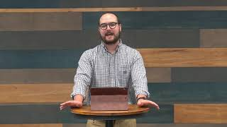 Clay Smith Sermon: Further Instructions
