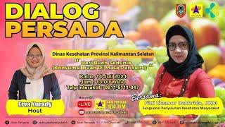 Dialog Persada – Rabu, 14 Juli 2021