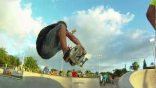 preview picture of video 'LAHAINA SKATEPARK'