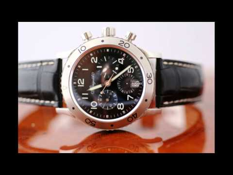 What Does Your Watch Say About You? Part 12 – Breguet Chronograph Type XX