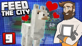Feed The City #9 - The Great Llama Rescue