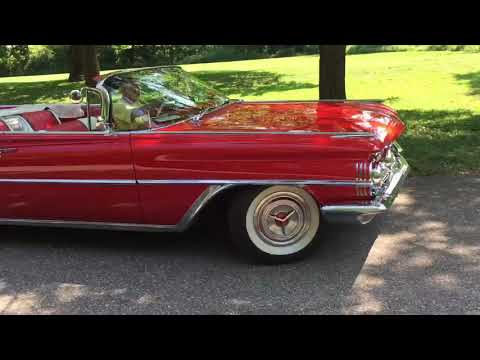 Video of 1959 Oldsmobile 98 - $79,500.00 - QC4H