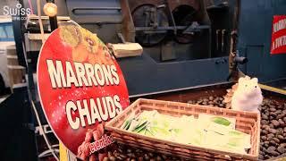 ローザンヌの街中がクリスマスマーケット(マルシェ・ド・ノエル )!【スイス情報.com】