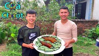 Hữu Bộ   Chả Chuột Đồng Cuốn Lá Lốt   Mouse Chopped