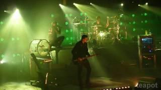 Angels & Airwaves - Matt Solo, Lifeline (Live Chicago 04.24.10) HD!!! part 3/11