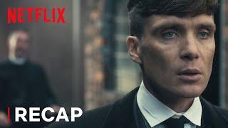 Get Ready for Peaky Blinders Season 5: Recap of Seasons 1-4 | Netflix