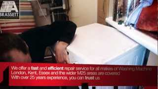 preview picture of video 'Amica Washing Machine - Leaking Appliance - Lewisham - London'