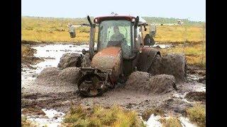 Best Of Amazing Tractors Stuck In Mud