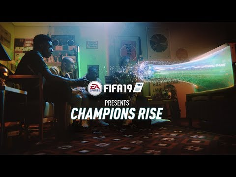 FIFA 19 | Champions Rise | Official Launch Trailer thumbnail