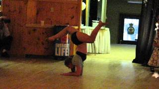 Leah's dance to 'Fine by Me' by Andy Grammer