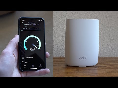Netgear Orbi (RBK50) Review