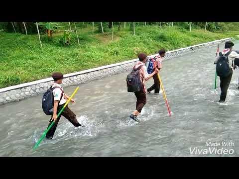 Pengukuhan Saka Wirakartika Koramil 0821/08 Pasrian Lumajang