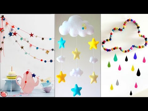 8 DIY Room Decor !! Best Home Decoration Idea 2019